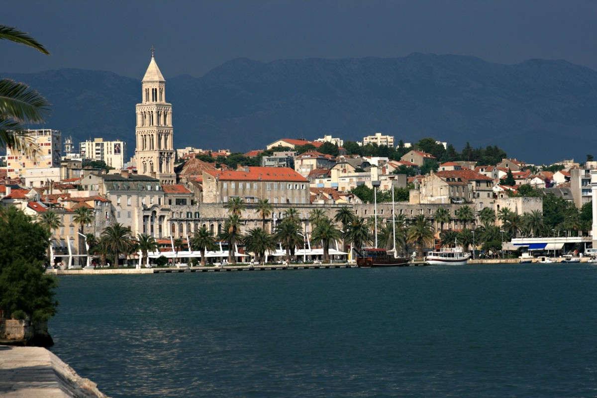 Split and the Diocletian's Palace